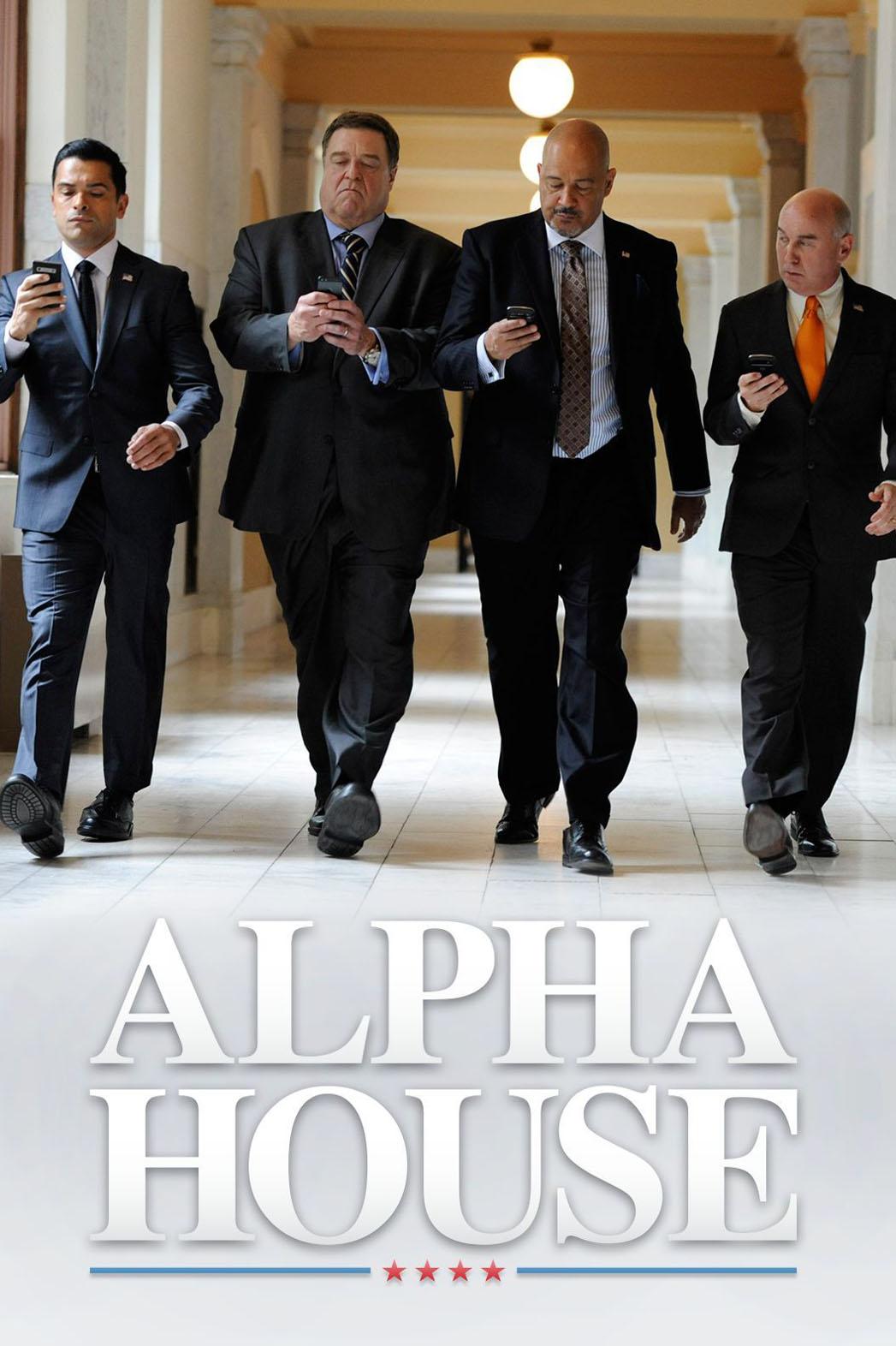 Alpha House Key Art - P 2013