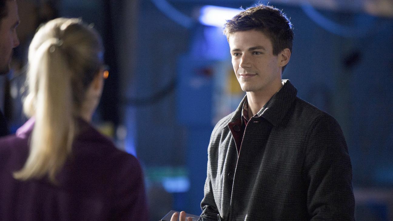 Grant Gustin Arrow Episodic - H 2013