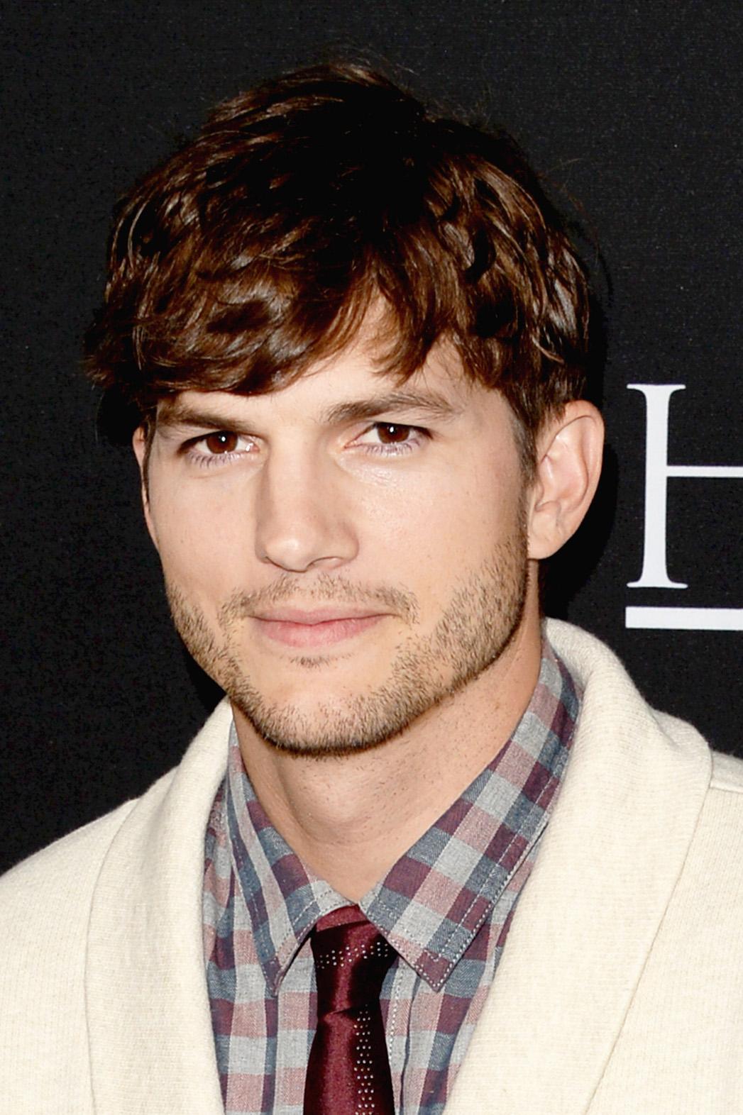 Ashton Kutcher JOBS Arrivals - P 2013