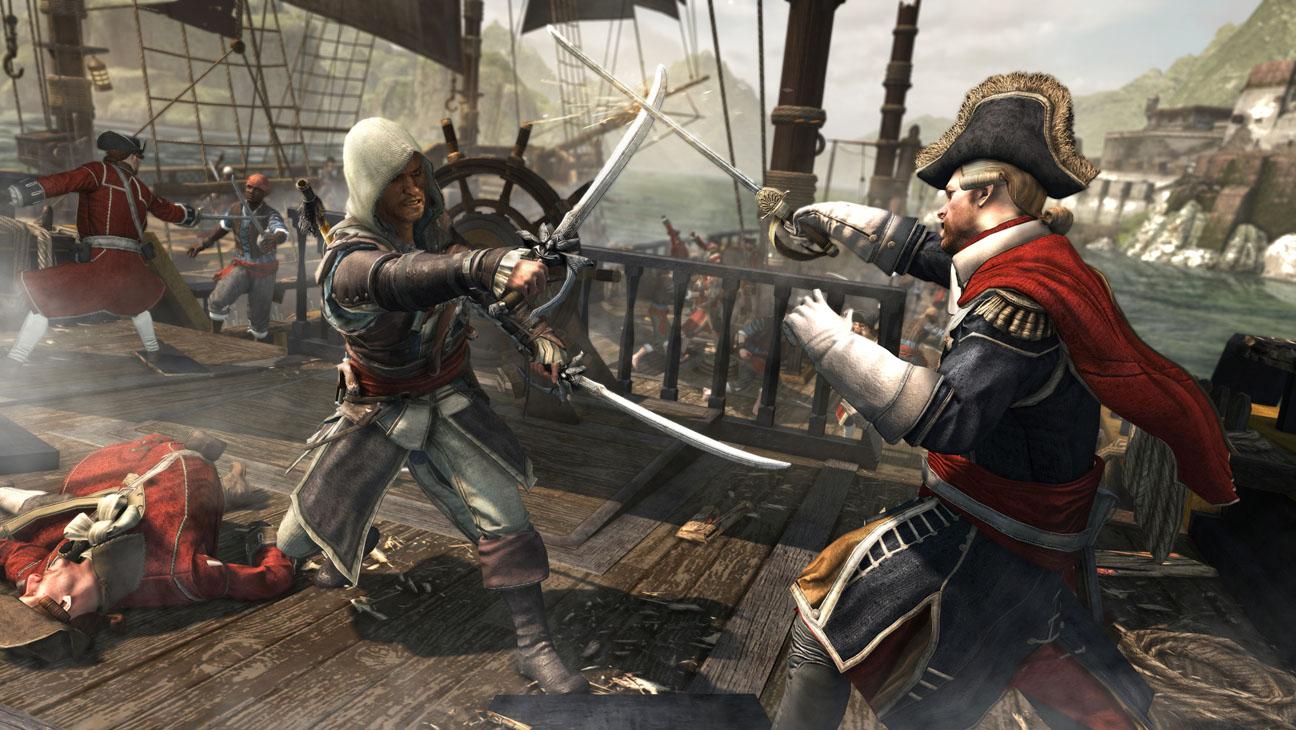 Assassin's Creed IV Still - H 2013