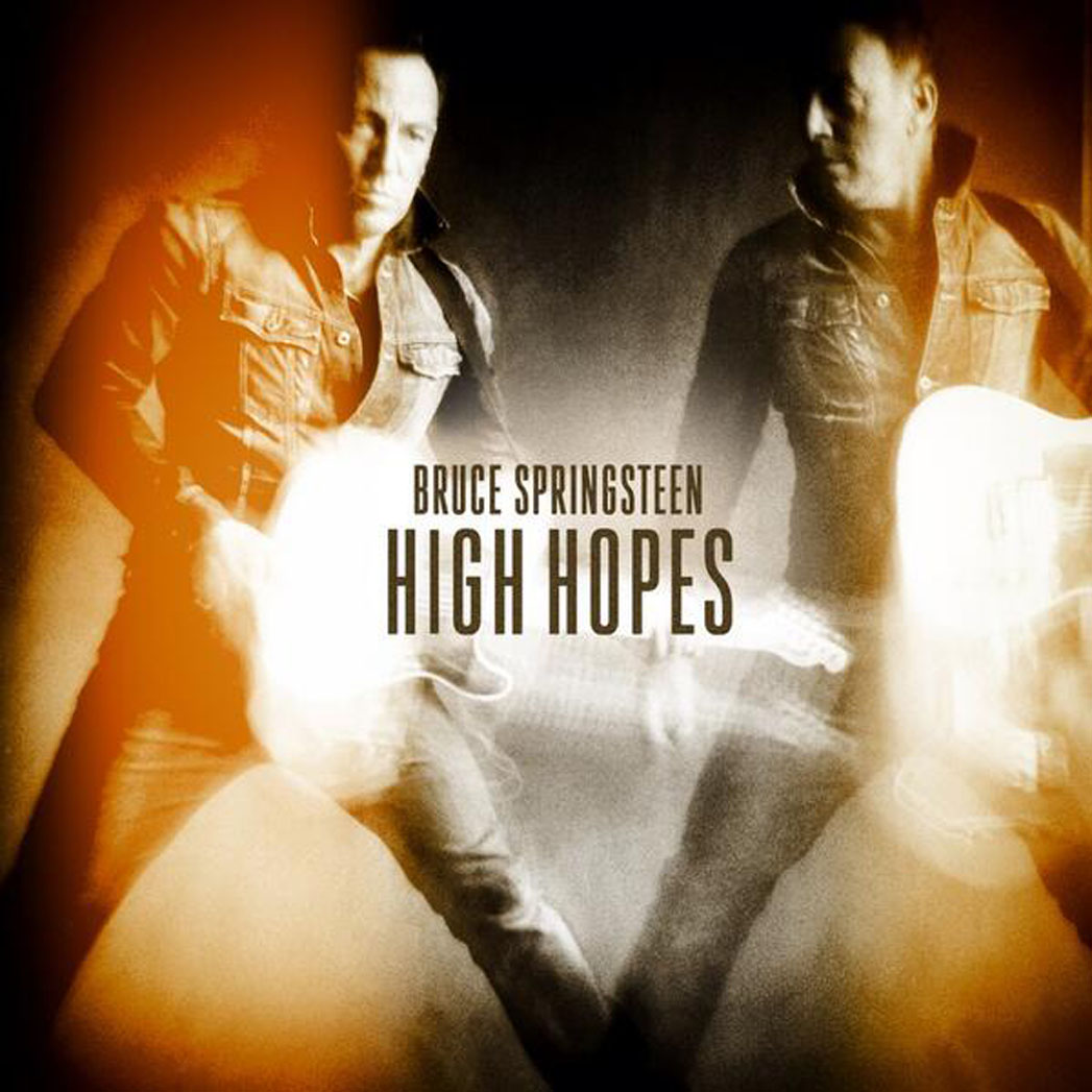 Bruce Springsteen High Hopes Cover - S 2013