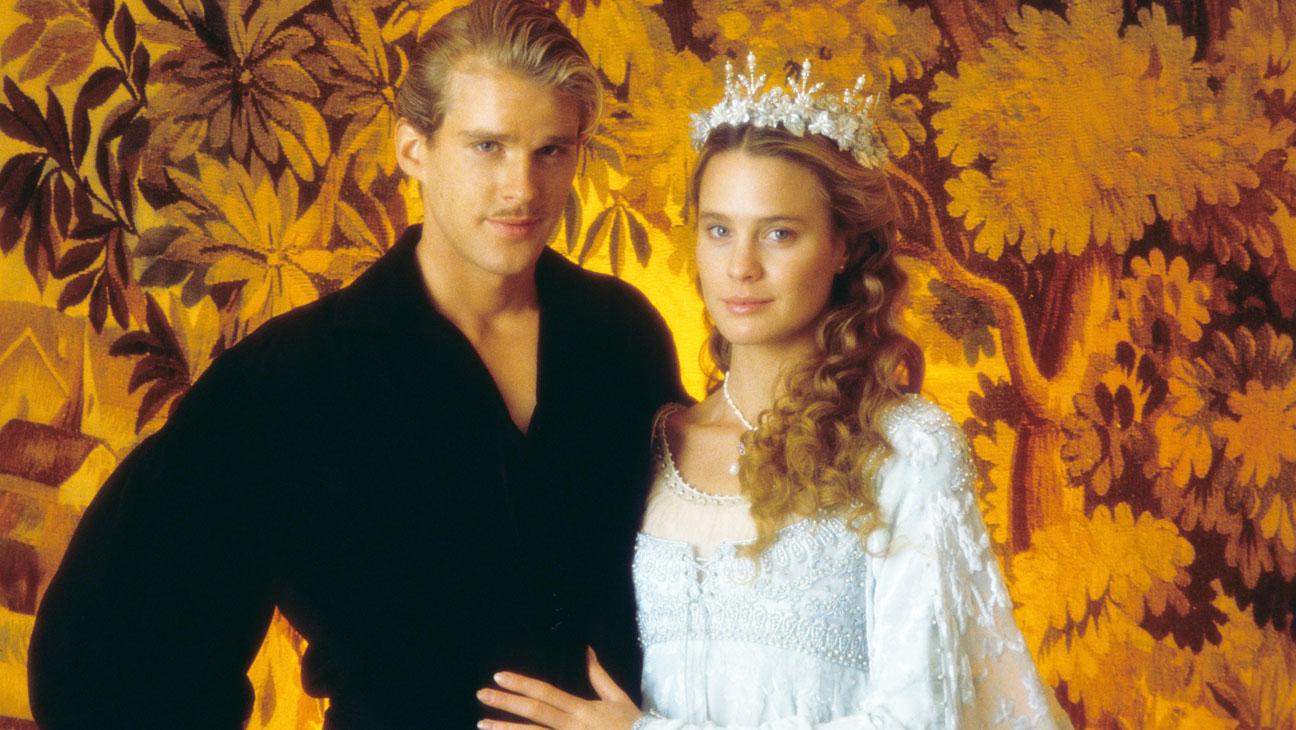 Cary Elwes Robin Wright Princess Bride - H 2013