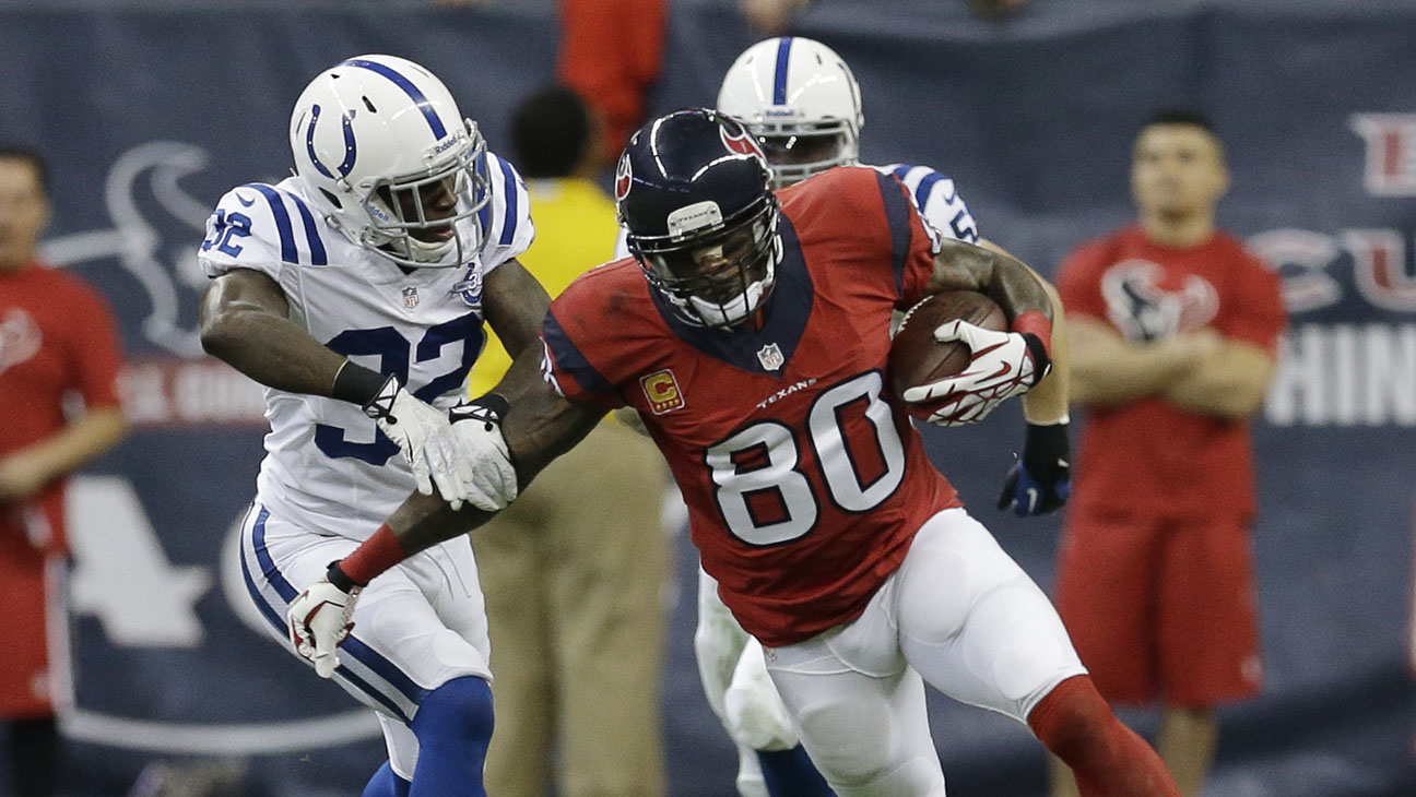 Colts Texans NFL Football - H 2013