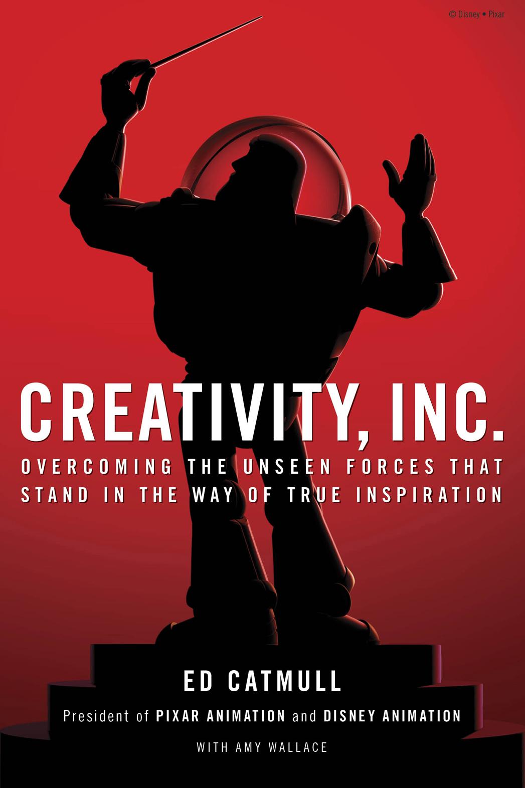 Creativity Inc. Cover - P 2013