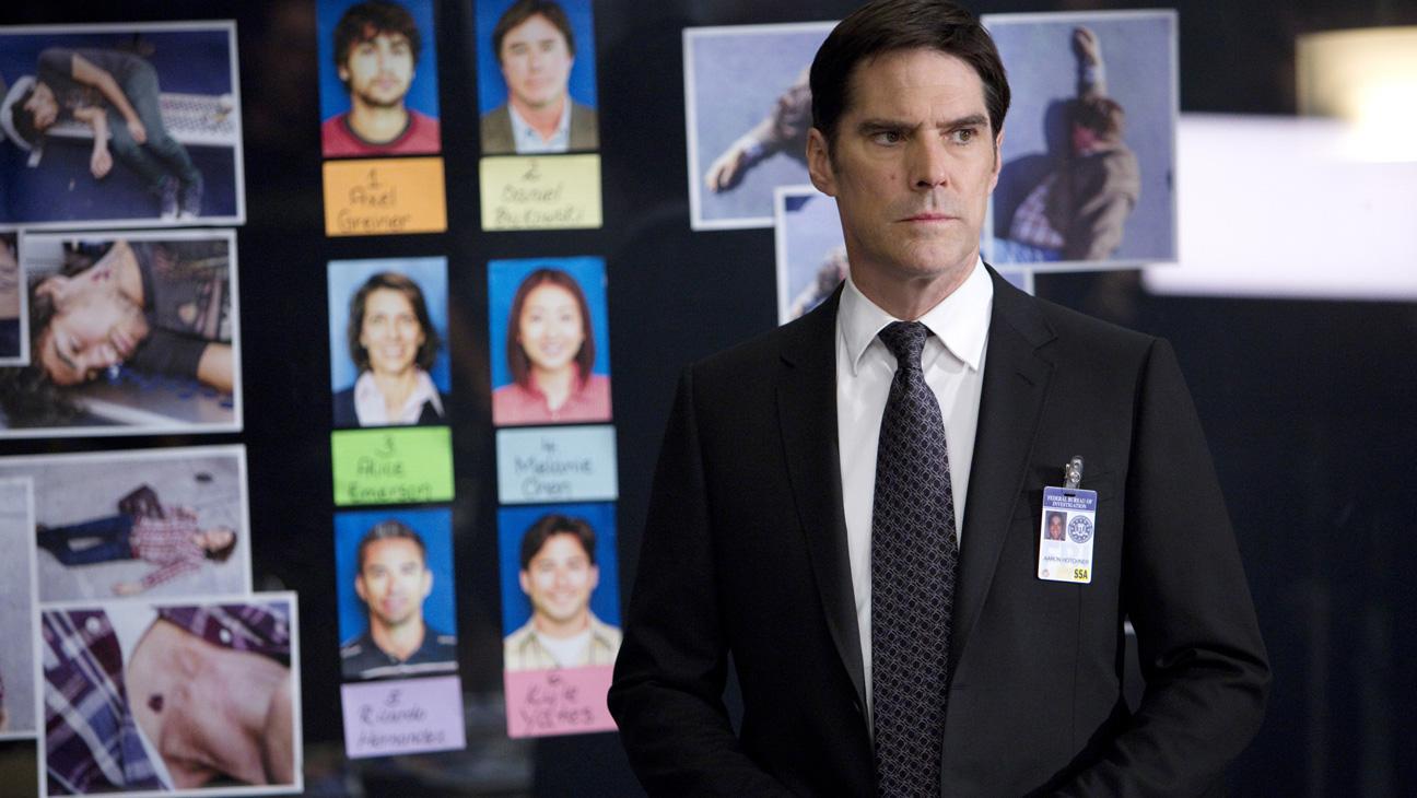 Criminal Minds Episodic 10/1 - H 2013