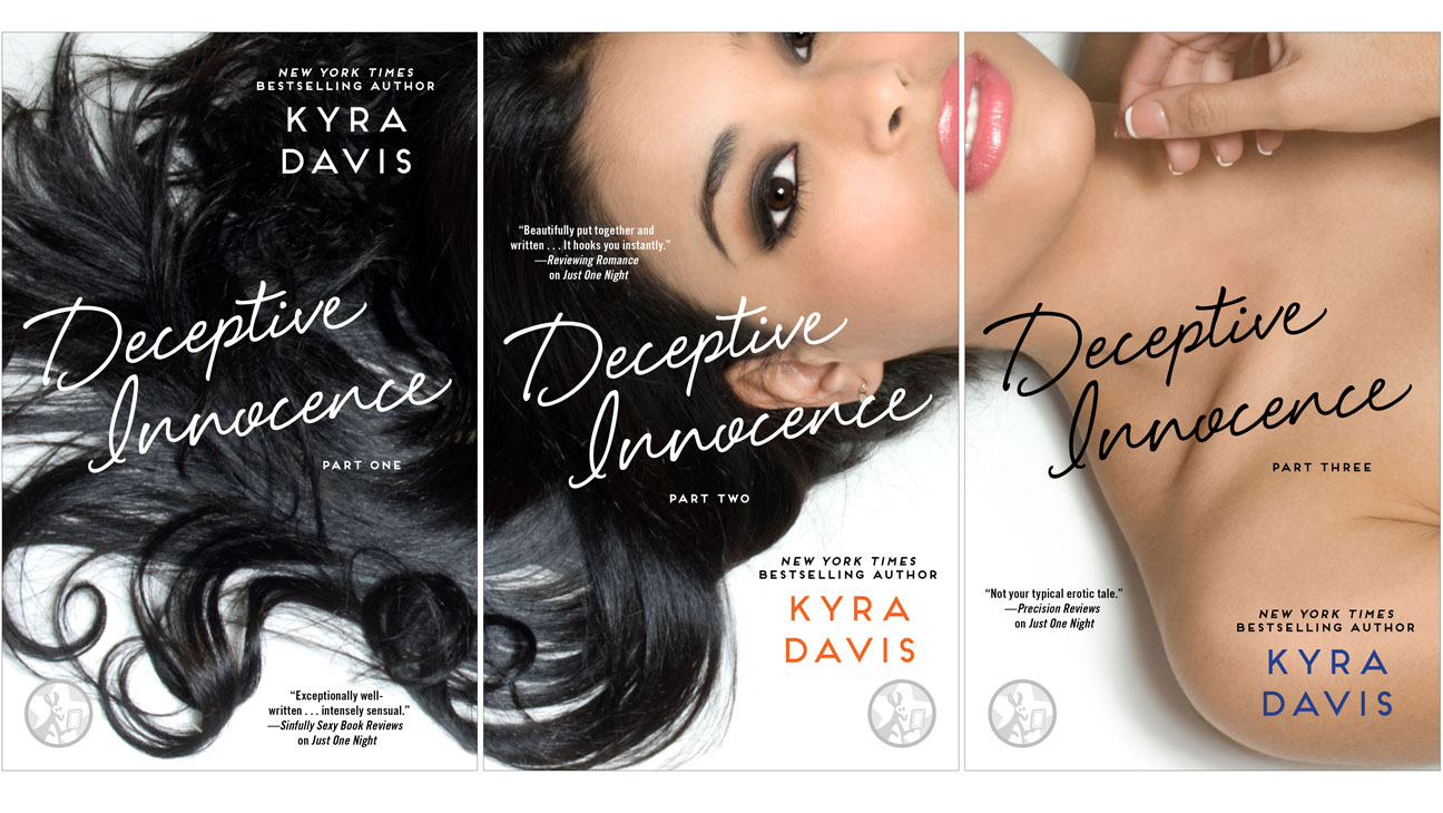 Deceptive Innocence Series Covers - H 2013