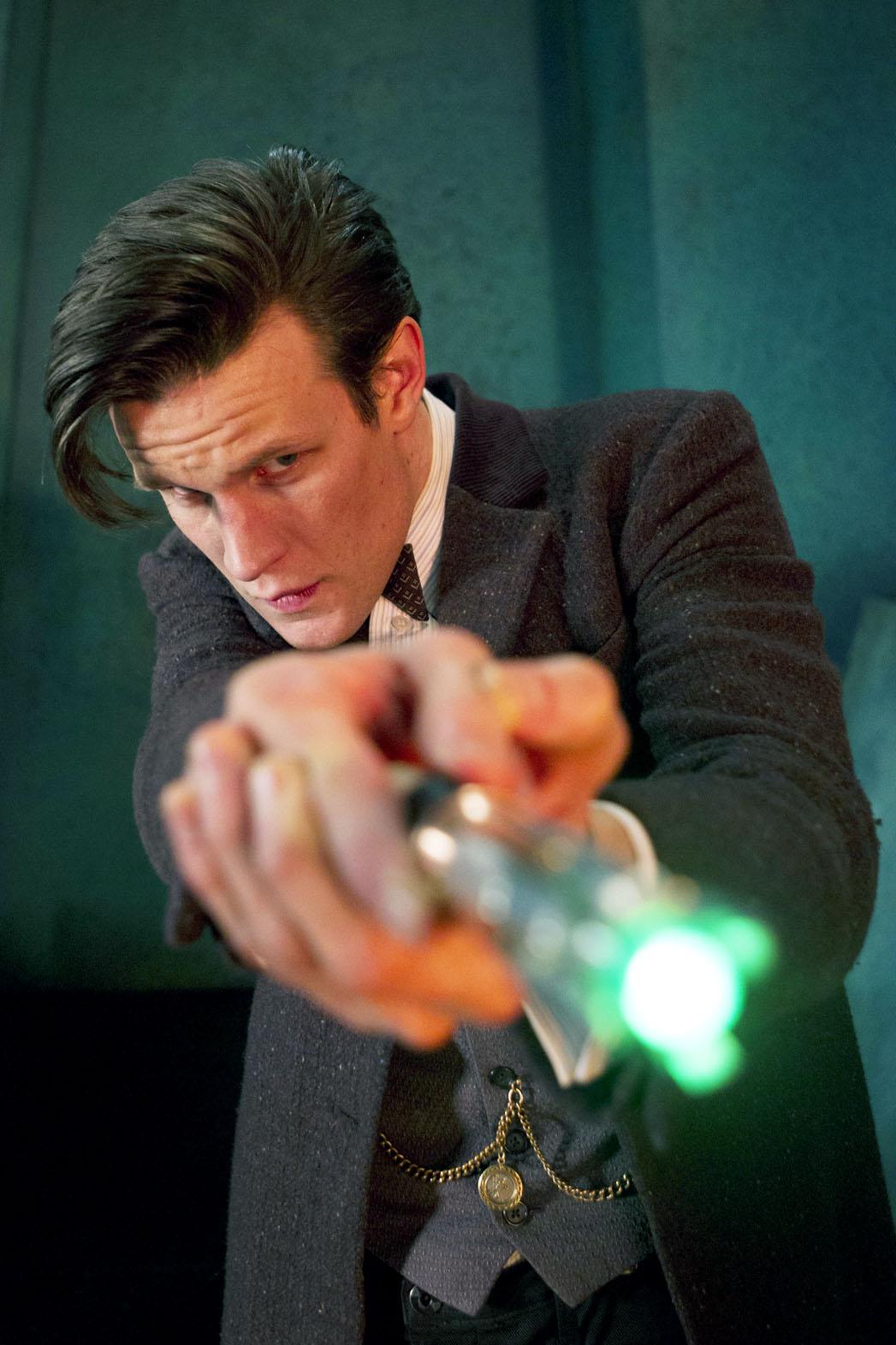 Matt Smith in Doctor Who Episodic - P 2013