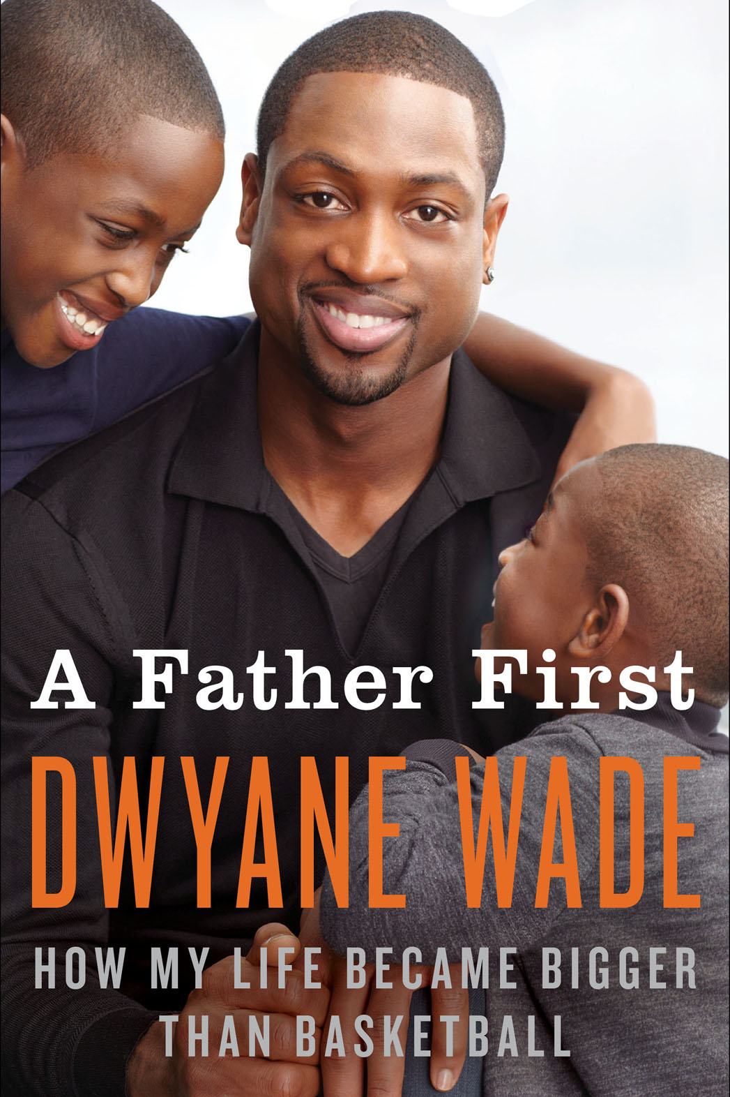 A Father First Book Cover - P 2013