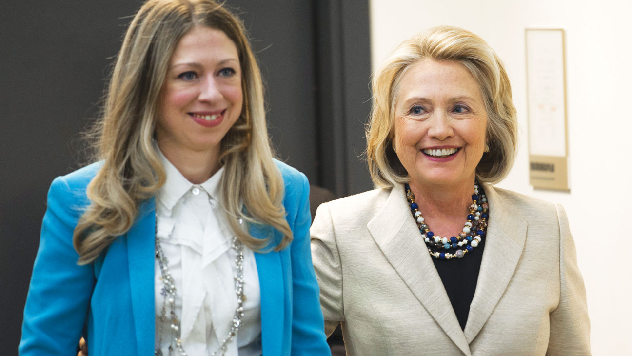 Issue 40 REP Chelsea Clinton Hilary Clinton - H 2013