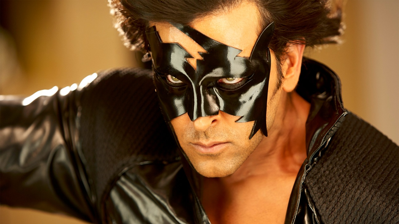 Krrish 3 Film Review Hollywood Reporter