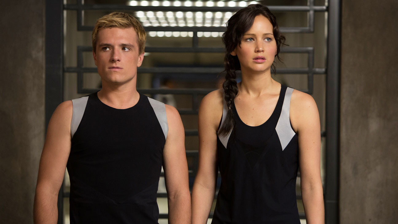 The Hunger Games: Catching Fire Lawrence Hutcherson - H 2013