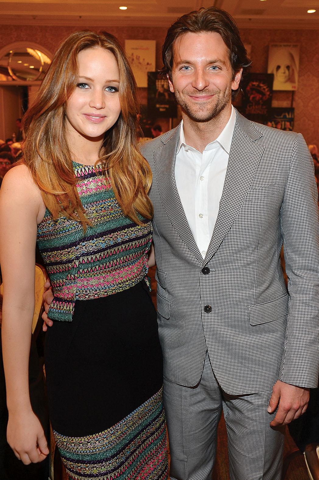 Jennifer Lawrence Bradley Cooper Movie - P 2013