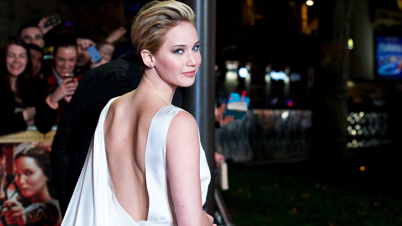 The Hunger Games: Catching Fire UK Premiere Jennifer Lawrence - H 2013