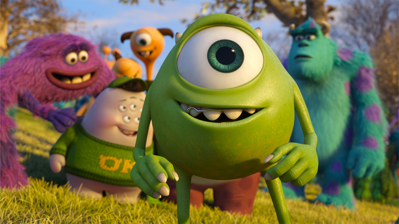 Monsters University Mike - H 2013