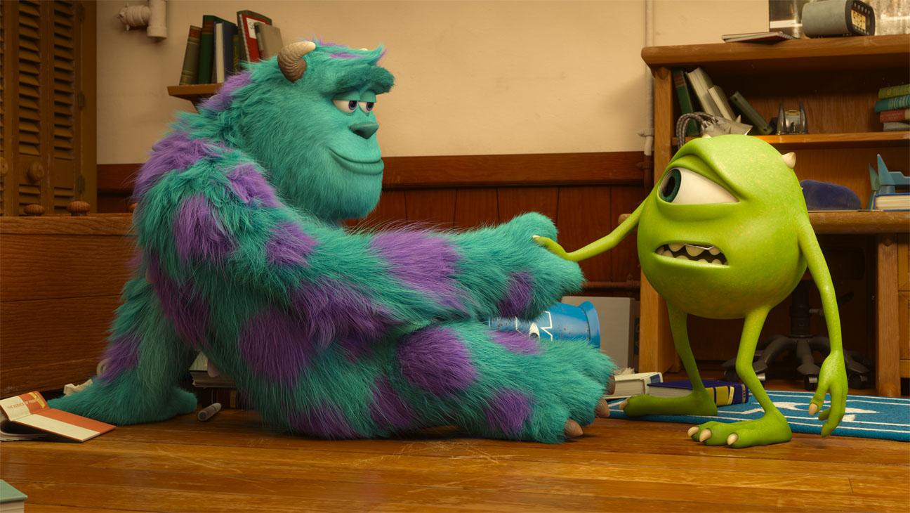 Monsters University Sullivan Mike - H 2013