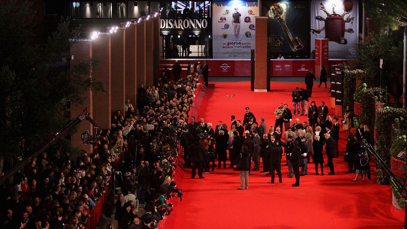 Rome Film Festival Red Carpet - H 2013