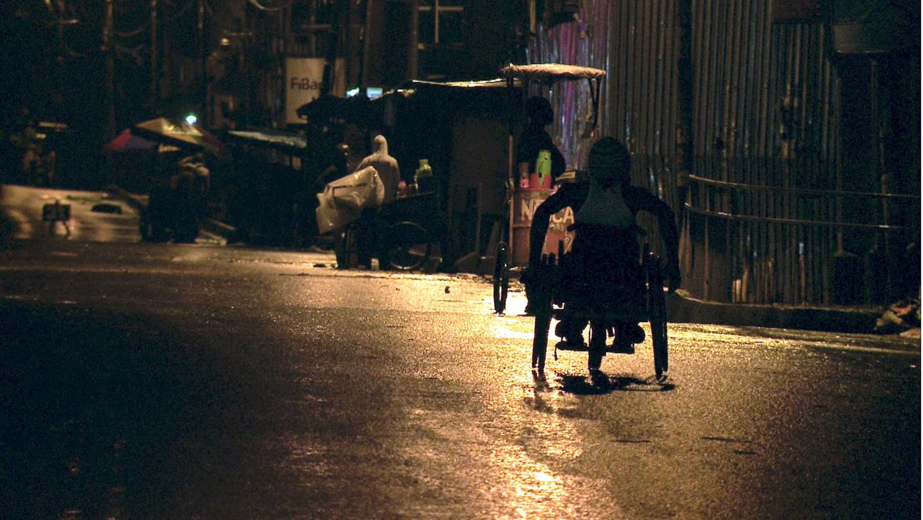 Shado'man Film Still - H 2013