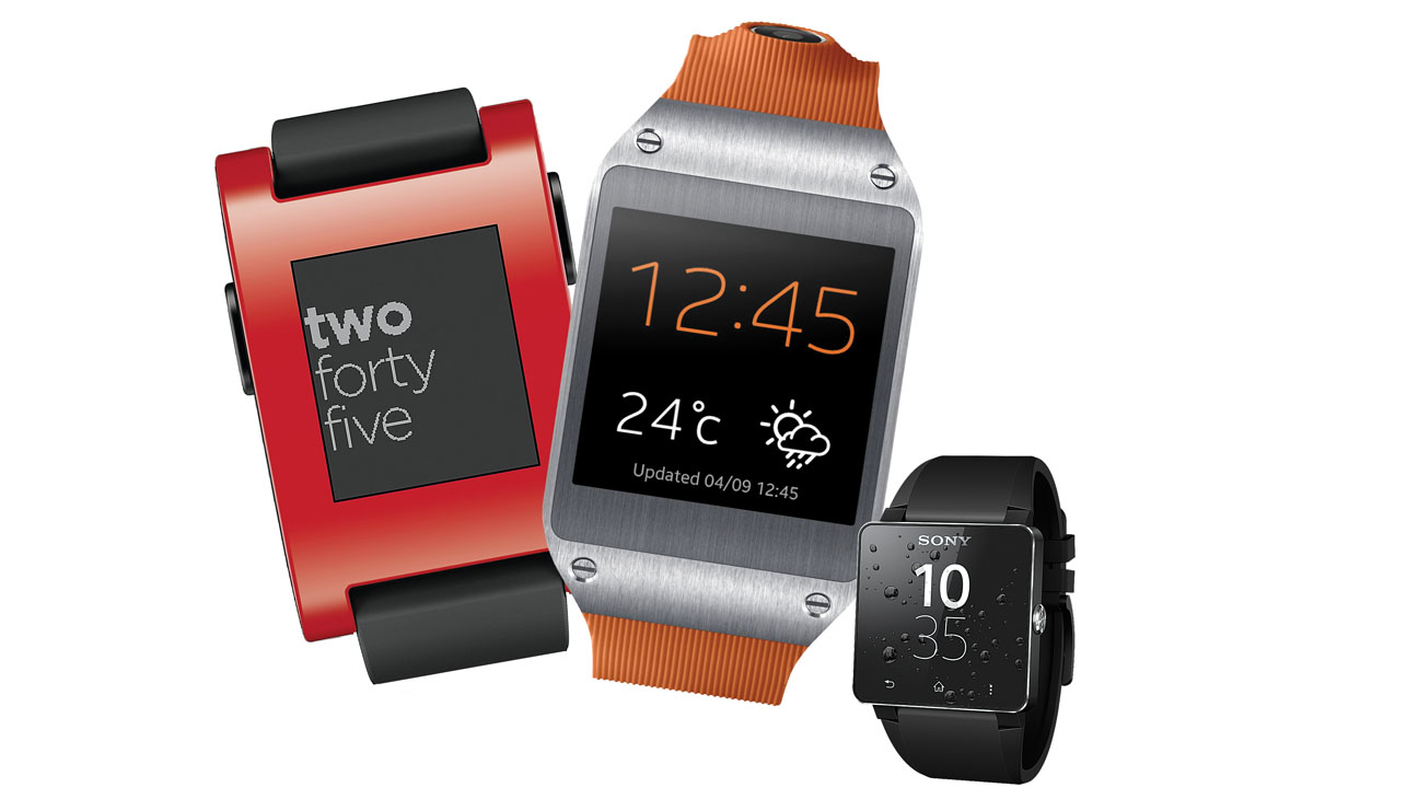 Issue 43A Watches Smart Watches - H 2013