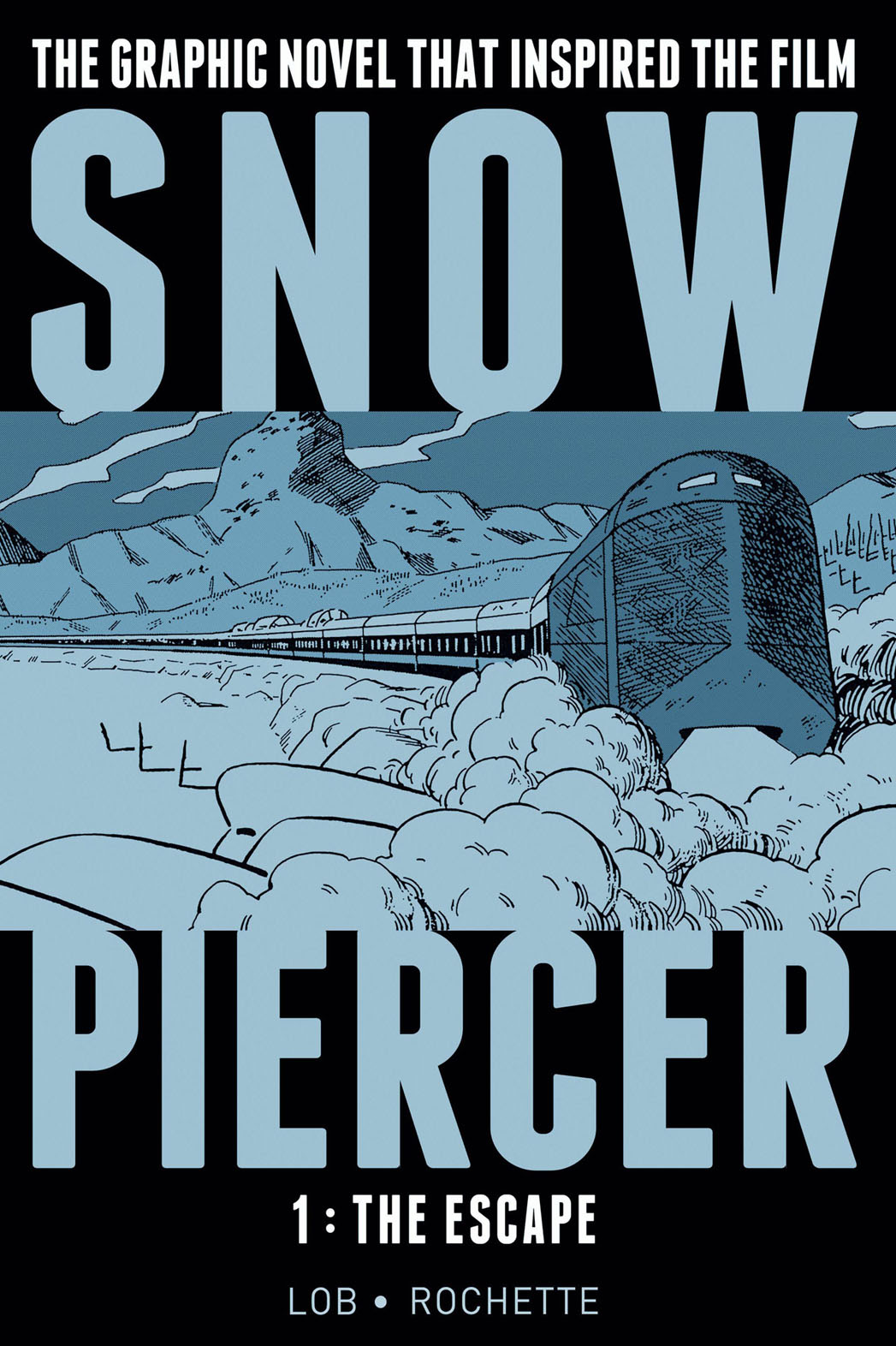 Snowpiercer Vol. 1 The Escape cover - P 2013