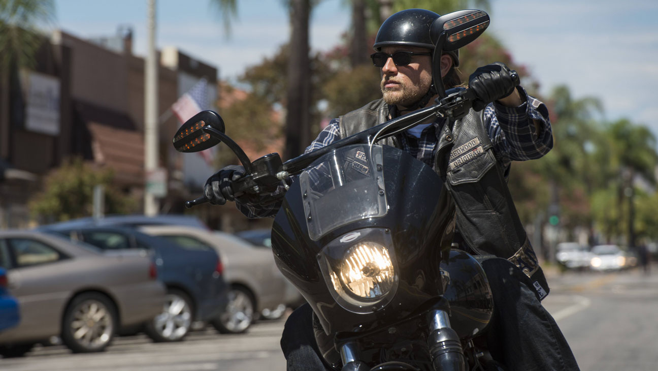 Sons of Anarchy Season 6 Jax - H 2013