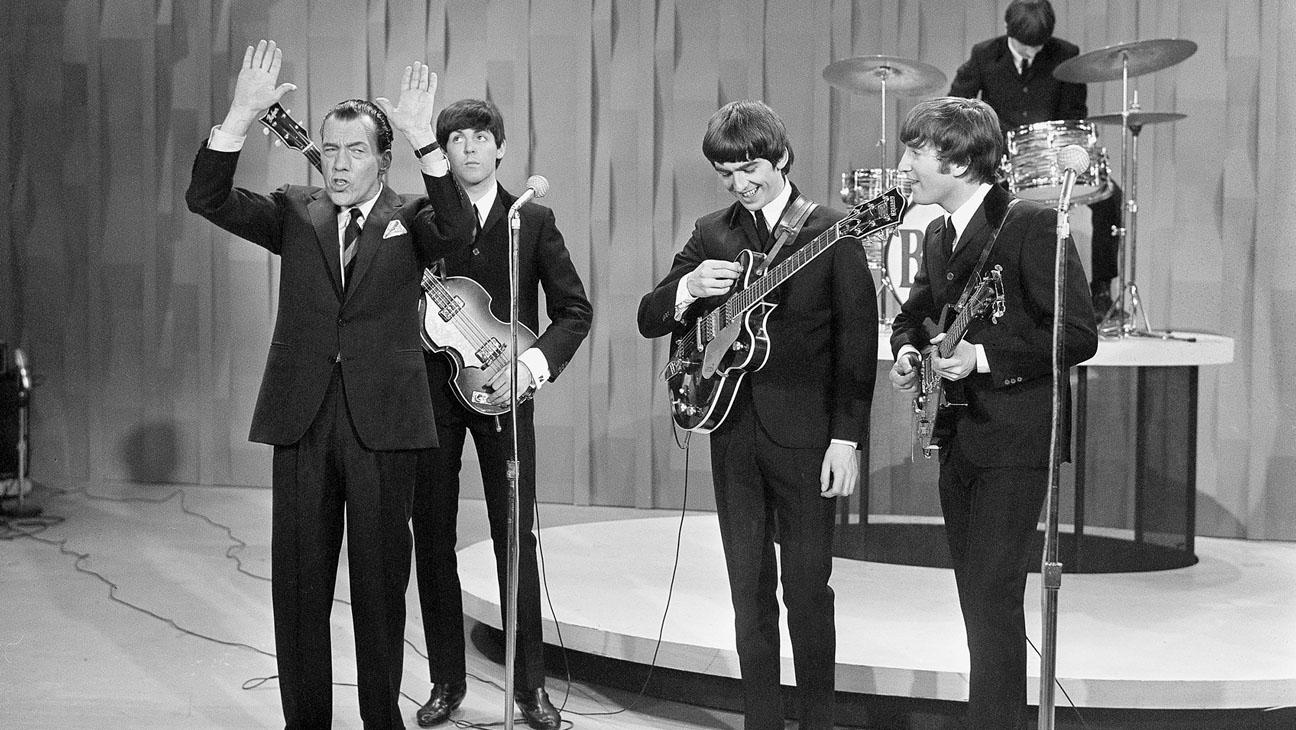 The Beatles on Ed Sullivan - H 2013