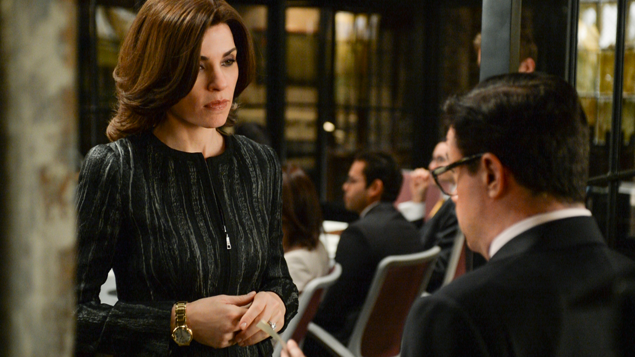The Good Wife 100th Episode Episodic - H 2013