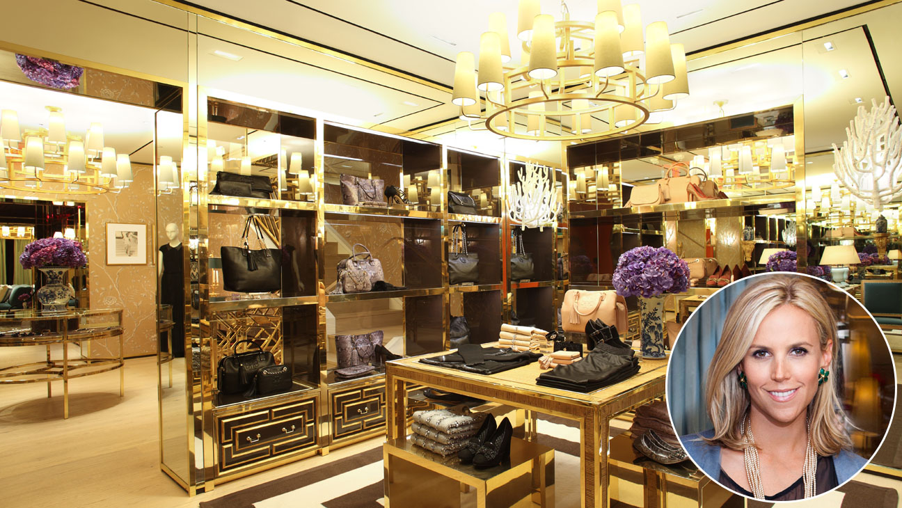 Pret-a: Tory Burch Beverly Hills store Burch Inset - H 2013
