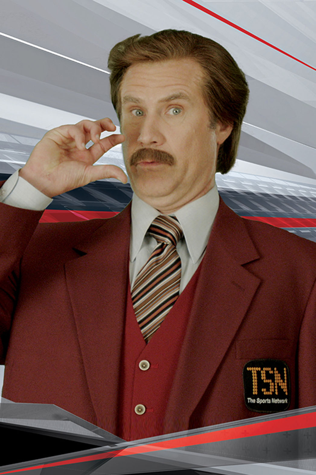 Anchorman 2 S Ron Burgundy To Join Canadian Sports Channel Tsn Hollywood Reporter