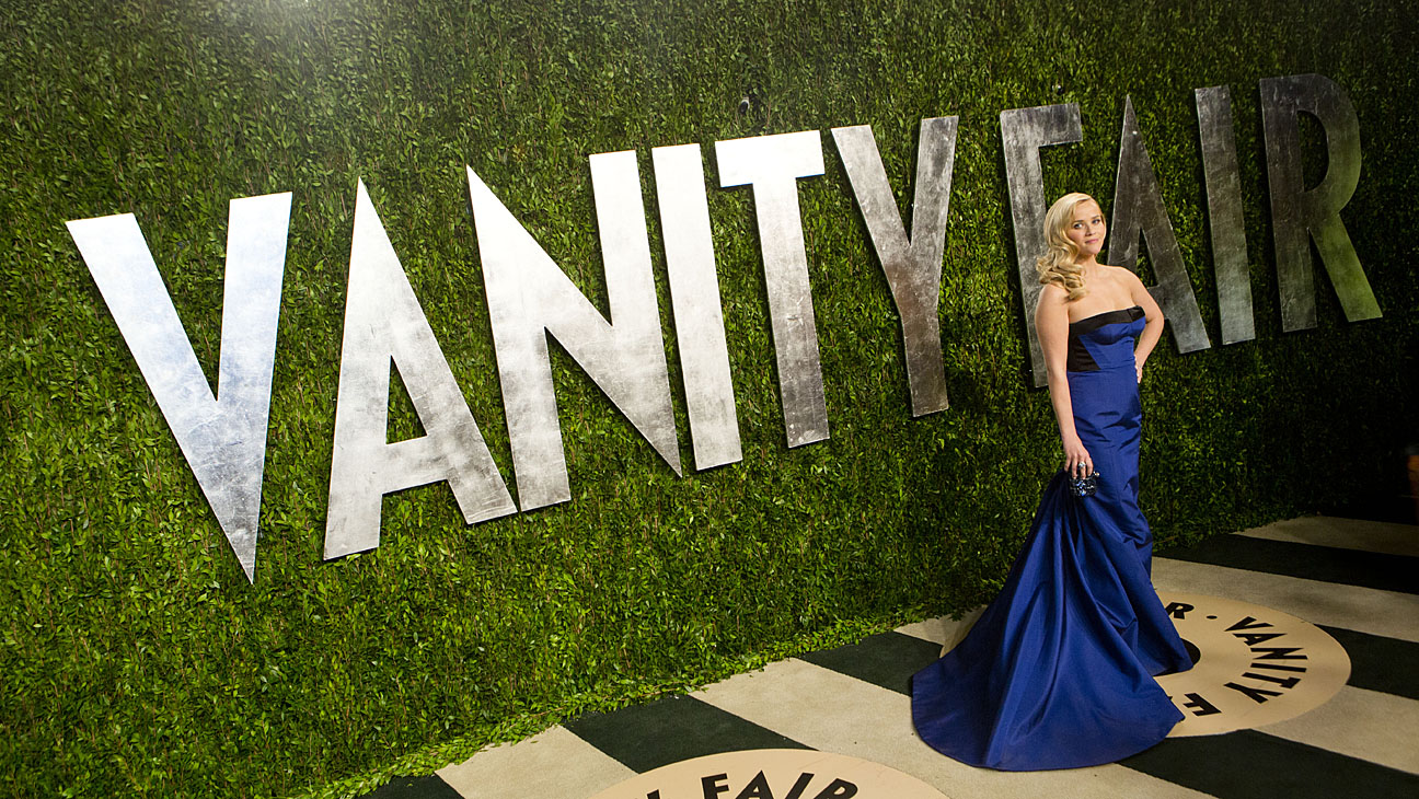 Vanity Fair Oscar Party Red Carpet - H 2013