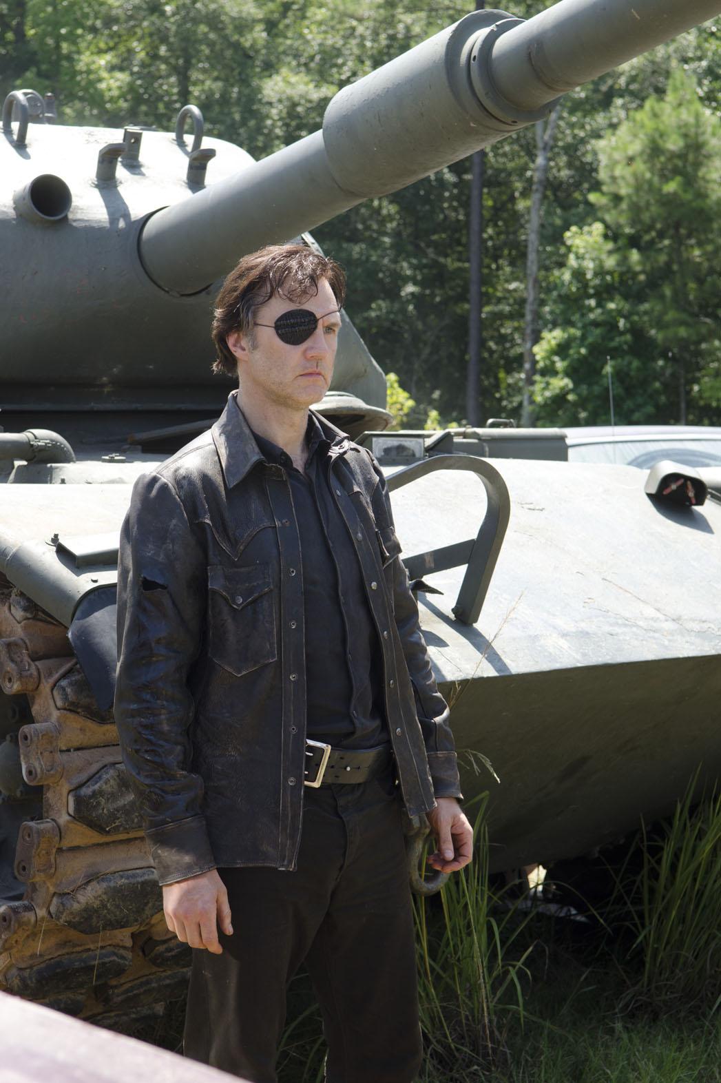 Walking Dead David Morissey Tank - P 2013