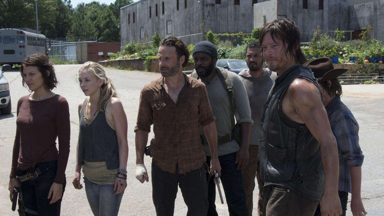 Walking Dead Midseason Group - H 2013