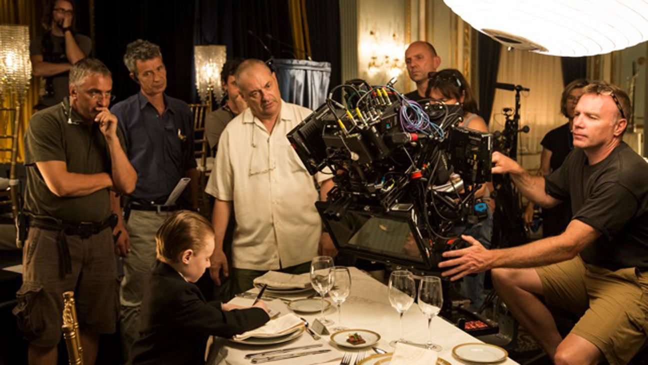 The Young and Prodigious T.S. Spivet - H 2013