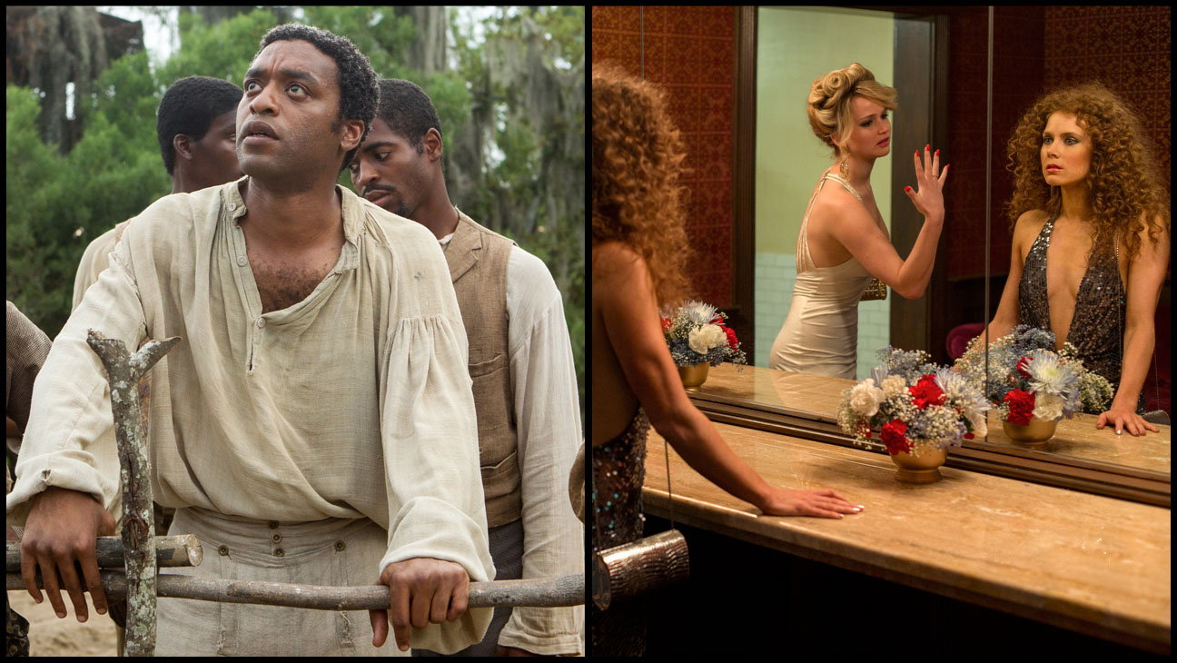 12 Years a Slave American Hustle Split - H 2013