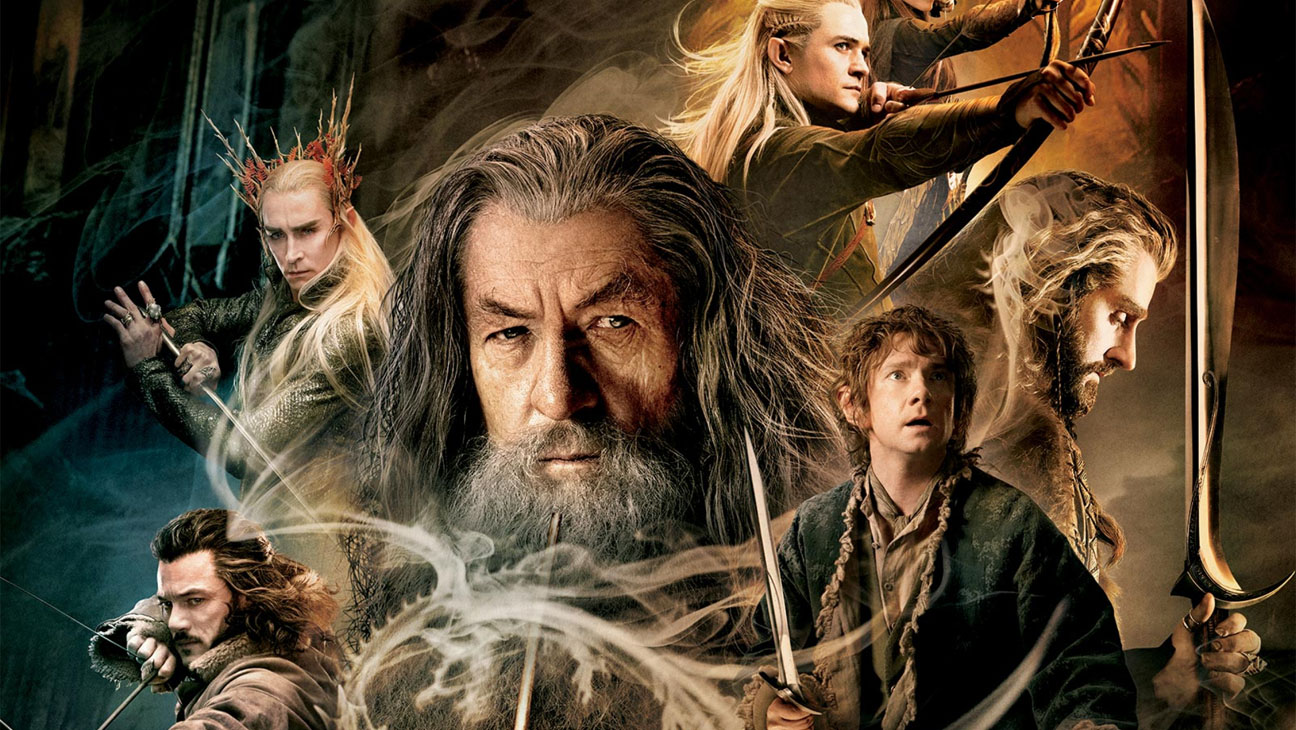 The Hobbit: The Desolation of Smaug Poster Crop - H 2013