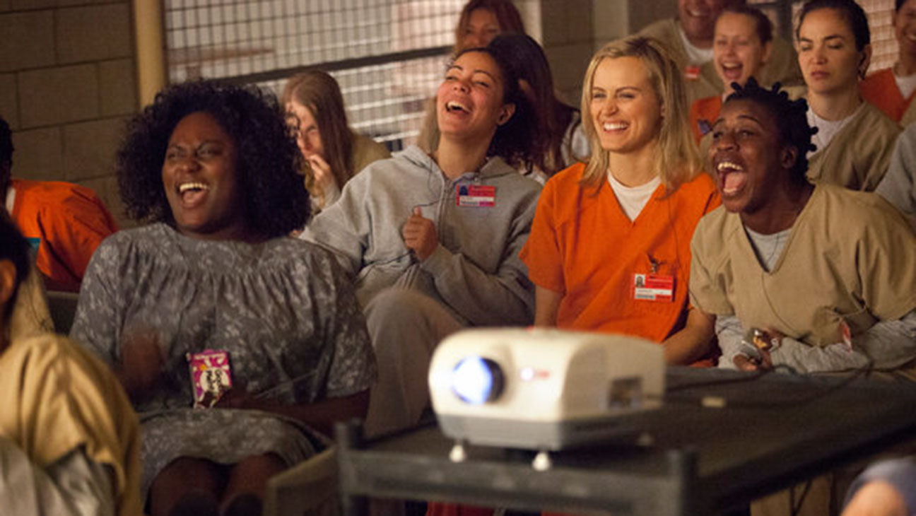 The cast of 'Orange Is the New Black'