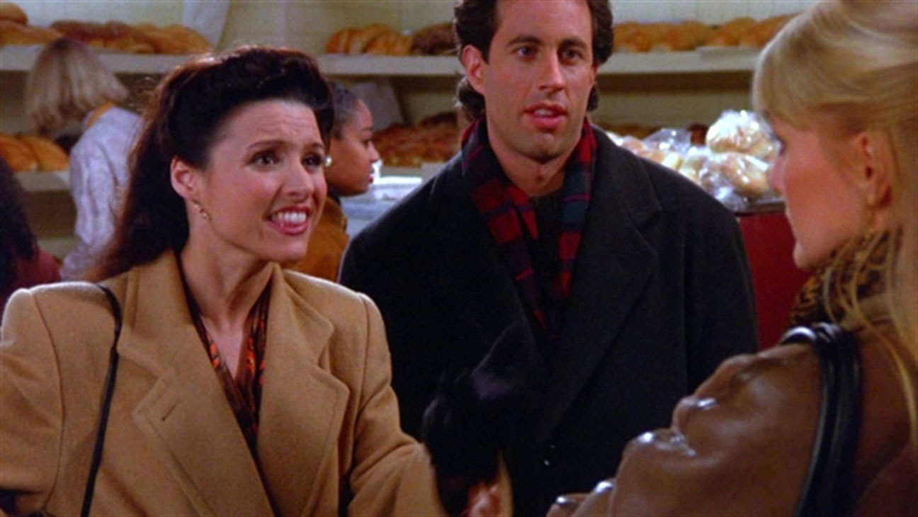 Seinfeld, 'The Strike'