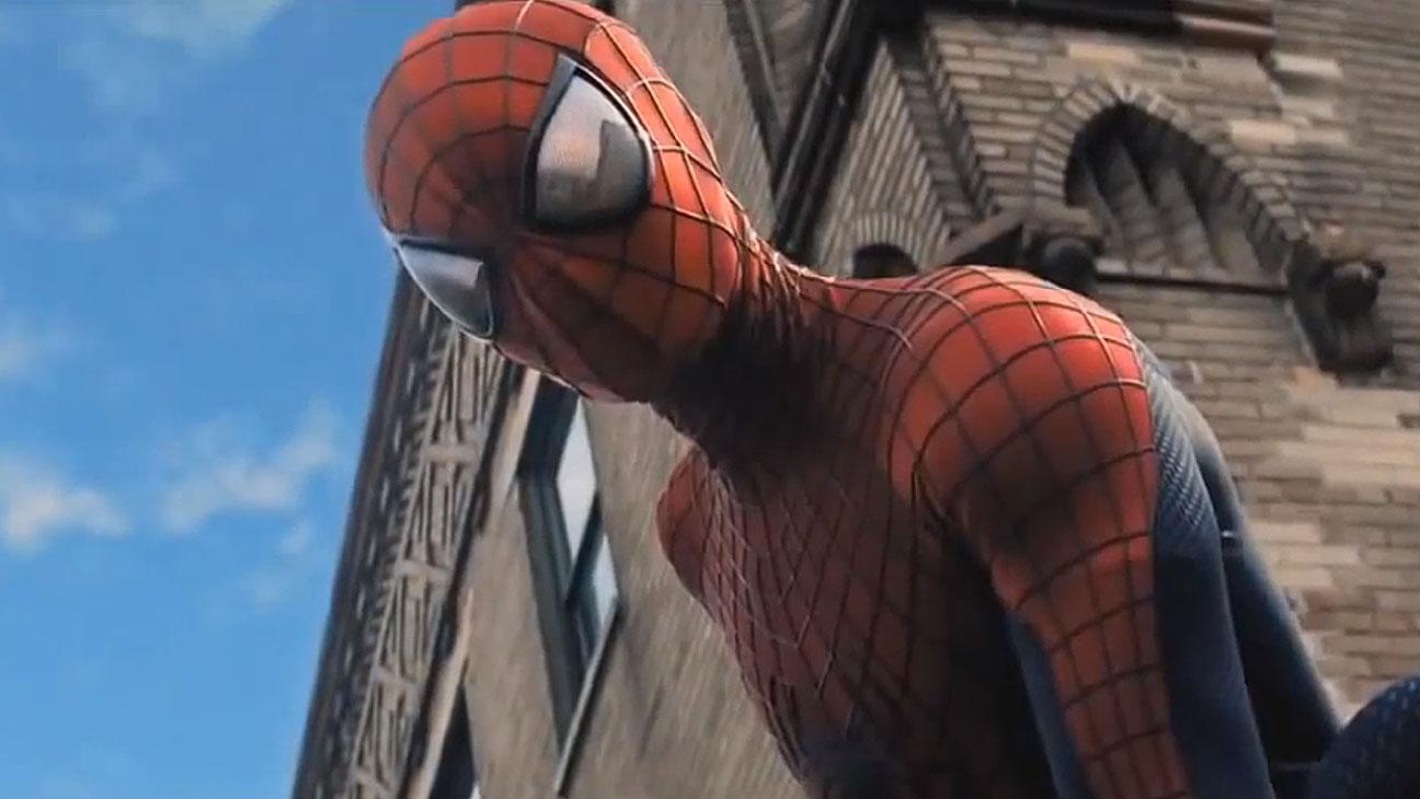 Amazing Spider-Man 2 Trailer - H 2013