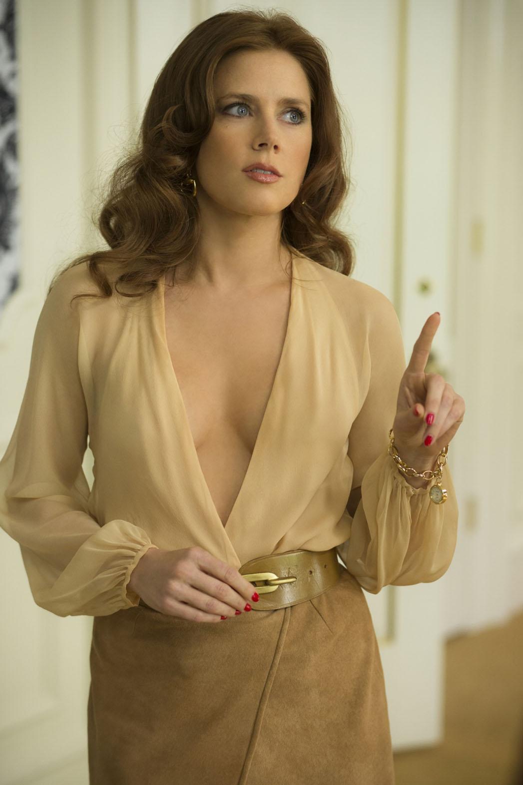 Amy Adams Wardrobe Malfunction - P 2013