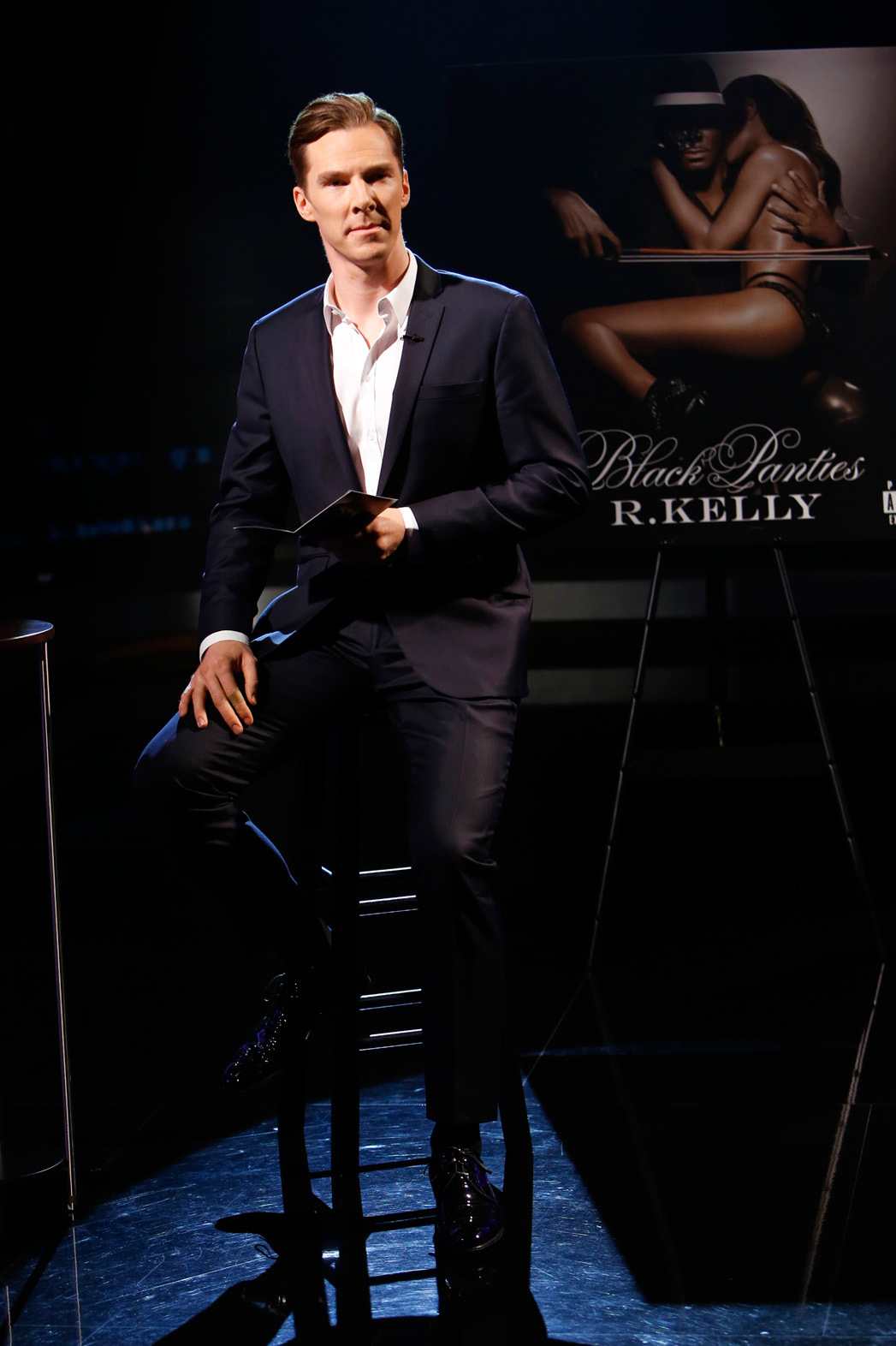 Benedict Cumberbatch Jimmy Kimmel Live - P 2013