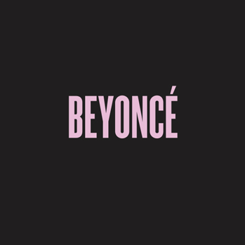 Beyonce self titled album cover P