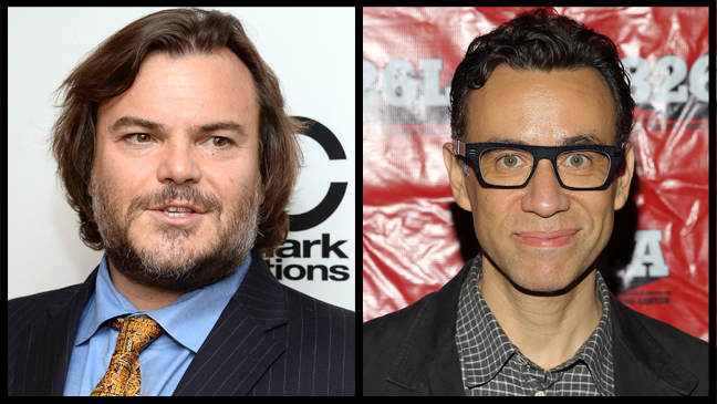 Jack Black Fred Armisen - H 2013