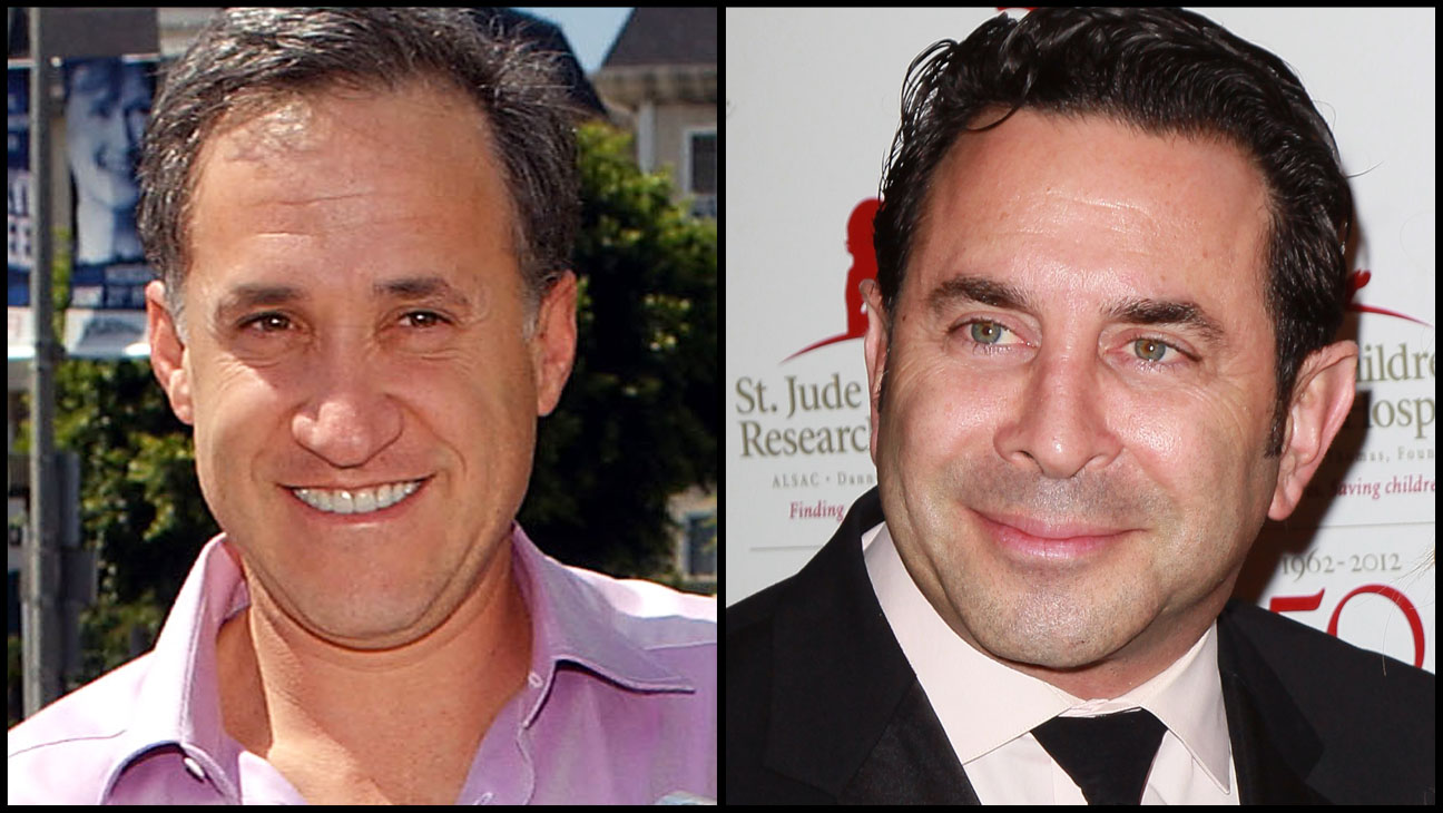 Dr. Terry Dubrow Dr. Paul Nassif Split - H 2013