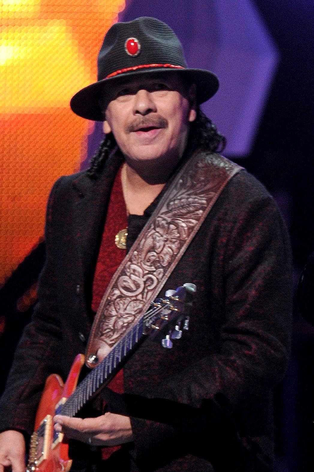 Carlos Santana - P - 2013