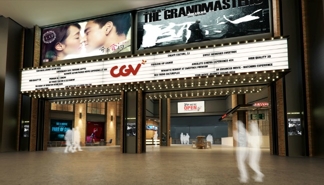 CGV Theater - H 2013