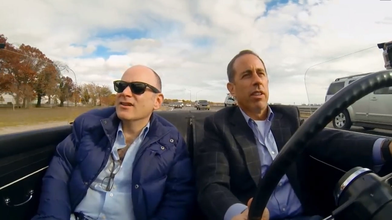 Comedians in Cars Getting Coffee - H 2013
