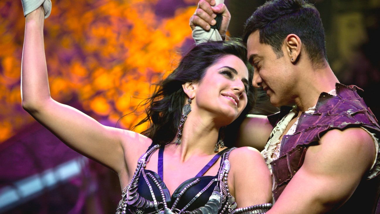 Booming, Record-Breaking Success for 'Dhoom 3'