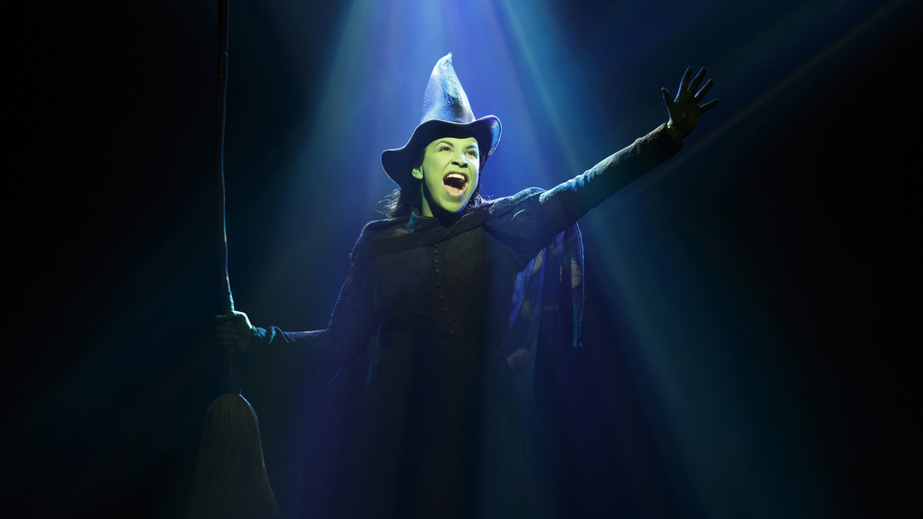 Elphaba Wicked Image 2 - H 2013