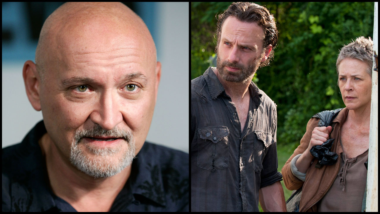 Frank Darabont Walking Dead Episodic Split - H 2013