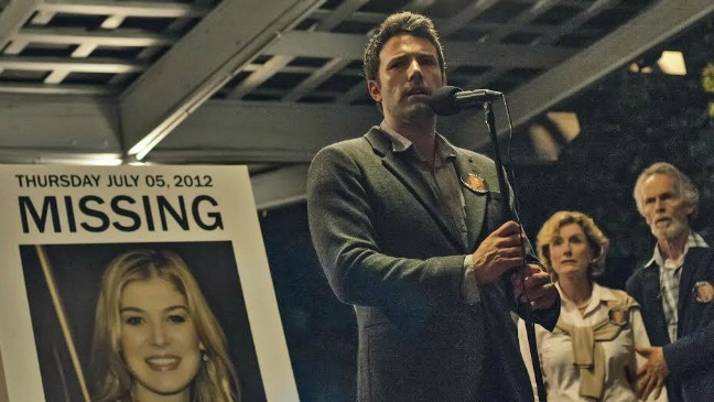 Gone Girl Ben Affleck - H 2013