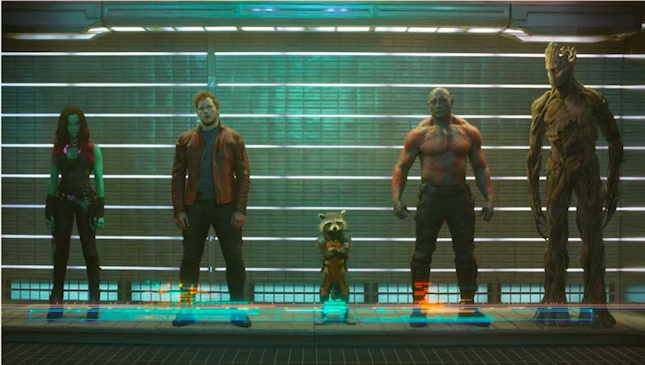 Guardians of the Galaxy H 2013